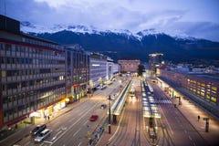Innsbruck, Autriche Images libres de droits