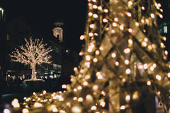 Innsbruck Christmas Markets Royalty Free Stock Image