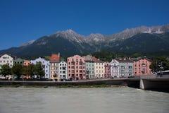 Innsbruck city Stock Image