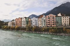 Innsbruck stock photo