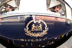 innsbruck ekspresowy simplon Orient Venice Zdjęcie Stock
