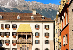 Innsbruck Golden Roof Royalty Free Stock Image