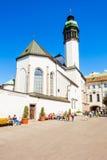 Innsbruck Hofkirche Church, Austria. The Innsbruck Hofkirche or Court Church is a Gothic church located in the Altstadt Old Town in Innsbruck, Austria Stock Photography