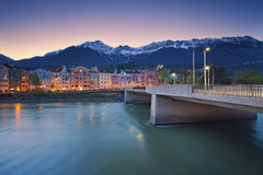 Innsbruck. Stock Photography