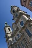 Innsbruck-Kathedrale Lizenzfreie Stockfotografie