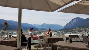 Innsbruck l'Austria luglio 2015 Fotografia Stock Libera da Diritti