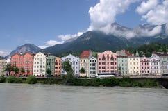 Innsbruck - l'Autriche Image libre de droits