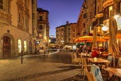 Innsbruck, Oostenrijk stock foto's