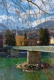 Innsbruck Oostenrijk Stock Foto's