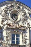 Innsbruck rococó Imágenes de archivo libres de regalías