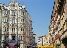 Innsbruck rococo-1 Lizenzfreies Stockfoto