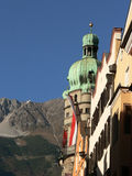 Innsbruck views Royalty Free Stock Images