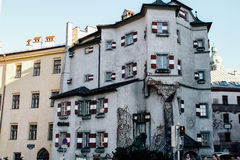Innsbruck w zimie Zdjęcie Royalty Free