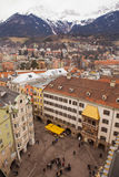 Innsdruck, Austria, Tirol Zdjęcie Stock