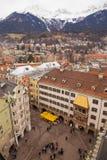 Innsdruck, Oostenrijk, Tirol Stock Foto