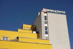 Inntal Center Stock Photo
