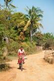 Innwa, το Μιανμάρ Στοκ Φωτογραφίες