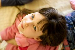 Inocencia Foto de archivo libre de regalías