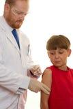 Inoculación Fotografía de archivo libre de regalías
