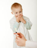 Inoculation Royalty Free Stock Photos