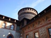 Inom av Castelen arkivbild