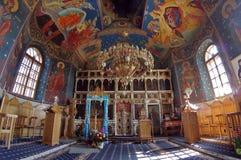 Inom av ortodox kyrka arkivfoton
