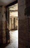 Inom bunker arkivfoton