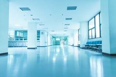 Inom ett sjukhus Royaltyfri Bild