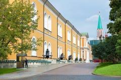 Inom Kremlinen Arkivfoto