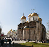 Inom MoskvaKreml Moskva, rysk federal stad, rysk federation, Ryssland Arkivfoto