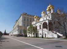 Inom MoskvaKreml Moskva, rysk federal stad, rysk federation, Ryssland Royaltyfria Foton