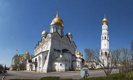 Inom MoskvaKreml Moskva, rysk federal stad, rysk federation, Ryssland Arkivbilder
