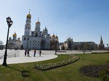 Inom MoskvaKreml Moskva, rysk federal stad, rysk federation, Ryssland Royaltyfria Bilder