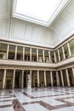 Inom slotten av rättvisa med domstolen i Aixen provence Royaltyfria Foton