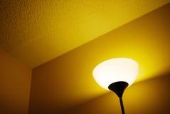 inomhus lampa Arkivbilder