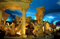 inomhus skulptur Arkivfoto