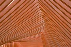 Inomhus tak, modellera för omformning Arkivfoto