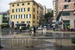 Inondation Photographie stock