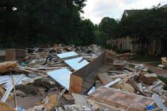 Inondation/Devistation de Nashville Image libre de droits