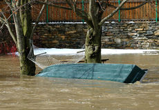 Inondations Images stock