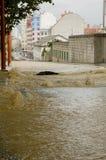 Inondations Photographie stock libre de droits