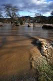 Inondazione fotografia stock