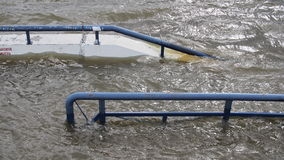 Inondazione Immagini Stock