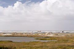 Inondazione della tempesta Fotografie Stock Libere da Diritti