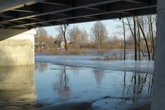 Inondazione domestico Fotografie Stock Libere da Diritti