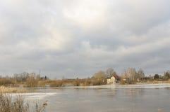 Inondazione domestico Fotografia Stock Libera da Diritti
