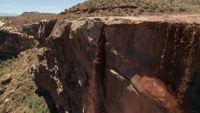 Inondazione nel deserto della Namibia fotografia stock libera da diritti