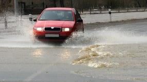 Inondazioni Immagini Stock