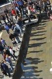 Inondazioni di Venezia Fotografie Stock