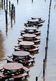 Inondazioni di York Fotografia Stock